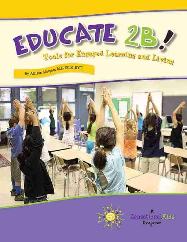 Educate 2B, mindfulness program for Elementary Schools