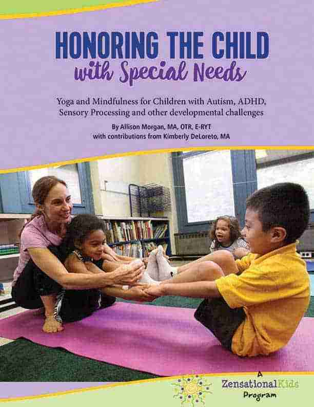 Yoga for Special Education, Yoga for Autisim